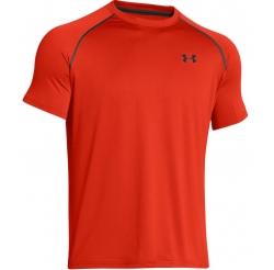 UA Herre Tech T-Shirts Red